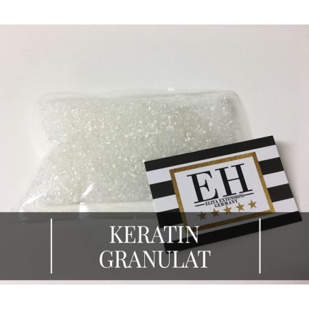 Keratin Granulat für Bondings - Transparent